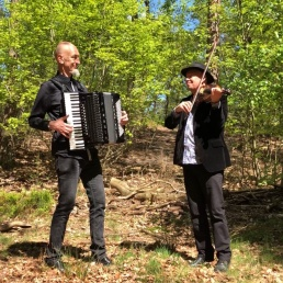Band Kamperveen  (NL) Tony & Alberto