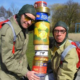 Kids show Naarden  (NL) Mobile Unit: The Biscuit Drum Cacophony