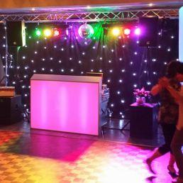 Bruiloft DJ Show Romantisch