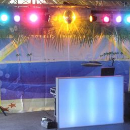 Drive-in show Waalre  (NL) Beach Party