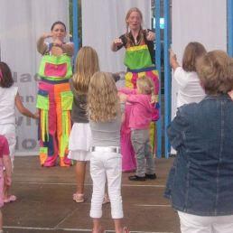 Kindervoorstelling Waalre  (NL) Kinderdisco
