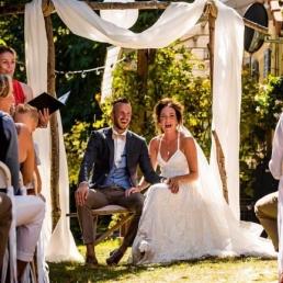 Margot Cuppen Wedding Officer