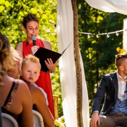 Wedding official Helmond  (NL) Margot Cuppen Trouwambtenaar