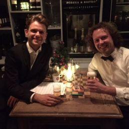 Pianist Amsterdam  (NL) Winter Songs