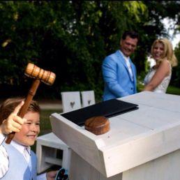 Wedding Officer Carla den Hartog