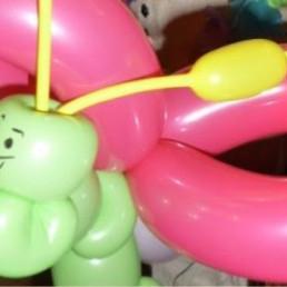 Ballon artiest Oegstgeest  (NL) Ballonnenartiest