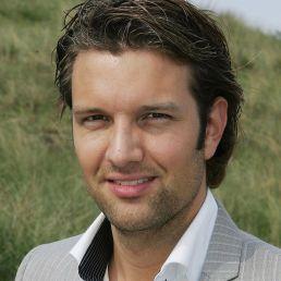 Presenter Haarlem  (NL) Bas Muijs