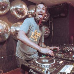 DJ Breda  (NL) Smashing Sebastian