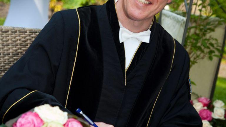 Jan-Dirk van Ravesteijn Trouwambtenaar