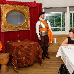 Event show Leeuwarden  (NL) Theaterdiner