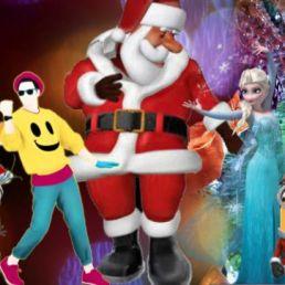 Kids show Echt  (NL) Kerst Disco Show