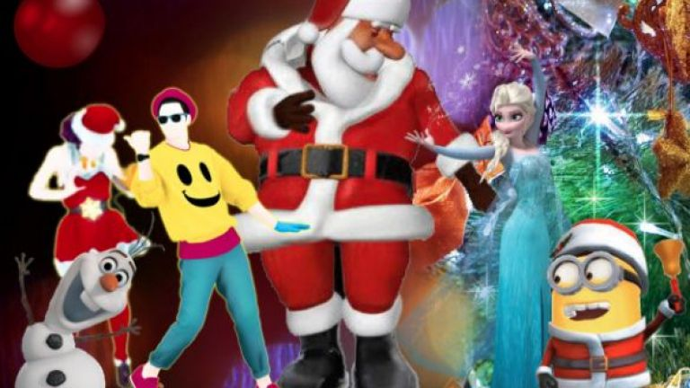 Kerst Disco Show