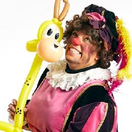 Ballon artiest Veldhoven  (NL) Ballonnen Piet