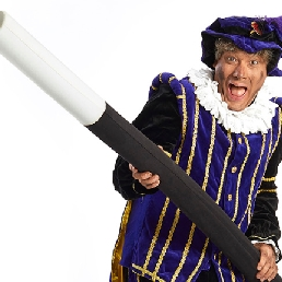 Kindervoorstelling Veldhoven  (NL) Goochelpiet Sinterklaasshow