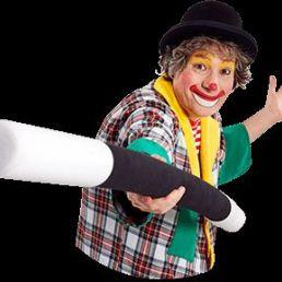 Clown Veldhoven  (NL) Kindershow Clown Boebie