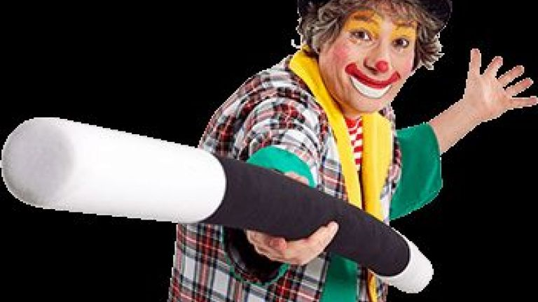 Children's show Clown Boebie