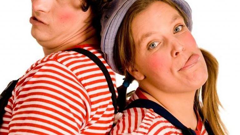 Kindershow: Circus Puinhoop