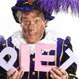 Sinterklaas performance: Letter soup