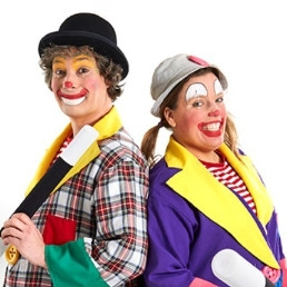 Sinterklaas: Clown Kindershow