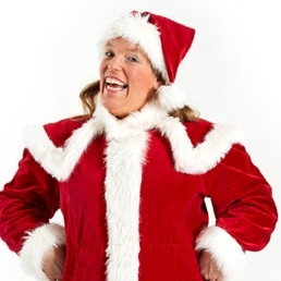 Karakter/Verkleed Veldhoven  (NL) Kerstmeisje Karolien