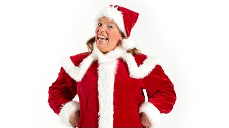 Christmas girl Carolina