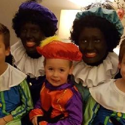 Zwarte Pieten Aan Huis