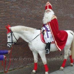 Sinterklaas region Rotterdam