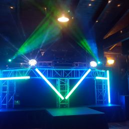 Drive-in Show / DJ Show Standaard Lux