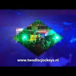 Après Ski Party Show (Two Discjockeys)