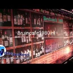 Drive-in Show Bruincafé / Vintage DJ