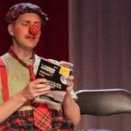 Kids show Veenendaal  (NL) Does a clown come to the doctor