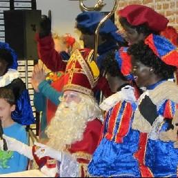 Sinterklaas Bezoek