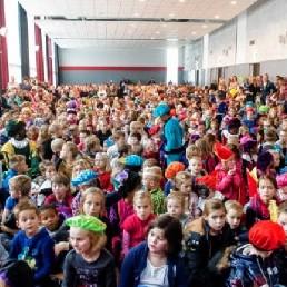 Kindervoorstelling Veenendaal  (NL) Sinterklaas Voorstelling