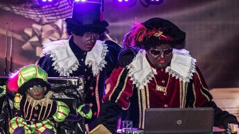DJ beat Piet & co, disco show!