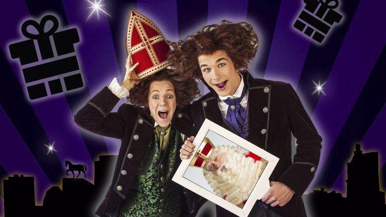 Bertus & Jaapie Sinterklaasshow