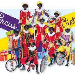 Karakter/Verkleed Leeuwarden  (NL) CircusPieten