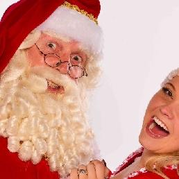 Character/Mascott Dronten  (NL) Hire the real Santa !