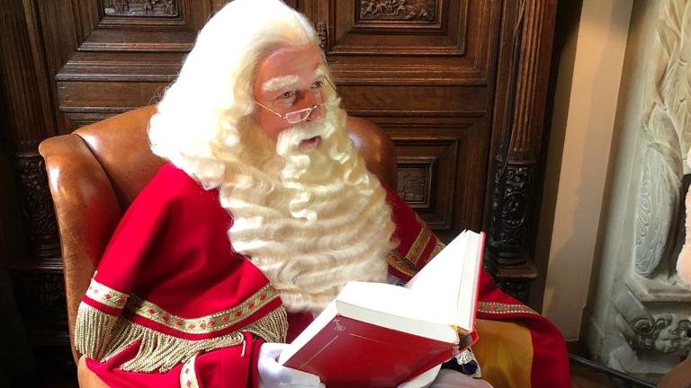 Kindervoorstelling Dronten  (NL) Sinterklaas bezoek op USB stick?