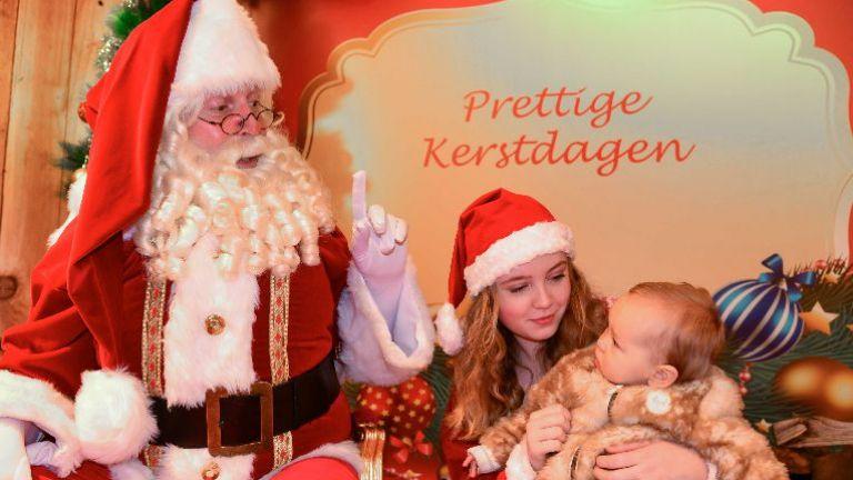 De echte kerstman / kerstdecor huren.