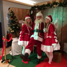 Actor Dronten  (NL) Hire Christmas girl(s)