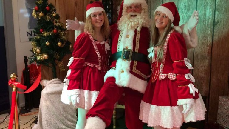 Hire Christmas girl(s)