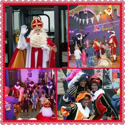 Sinterklaas met de pepernotenshow huren