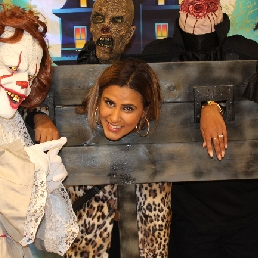 Event show Dronten  (NL) Halloween entertainment voor iedereen.