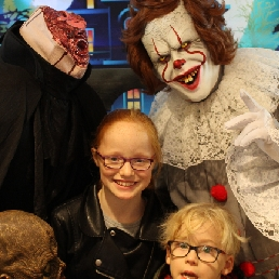 Halloween entertainment for everyone.
