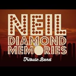 Band Mierlo  (NL) Neil Diamond Memories Band