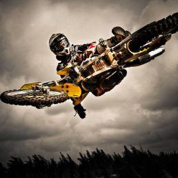 Stuntshow Heemstede  (NL) Moto X Freestyle Show