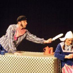Circus Klomp: Kalverliefde