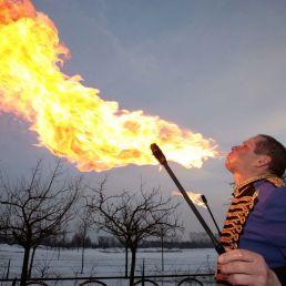 Vuurshow Fireball!