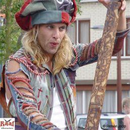 Animatie Winterswijk  (NL) Aboriginal