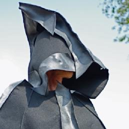 Animatie Winterswijk  (NL) Grim Reaper with the Angels of Death